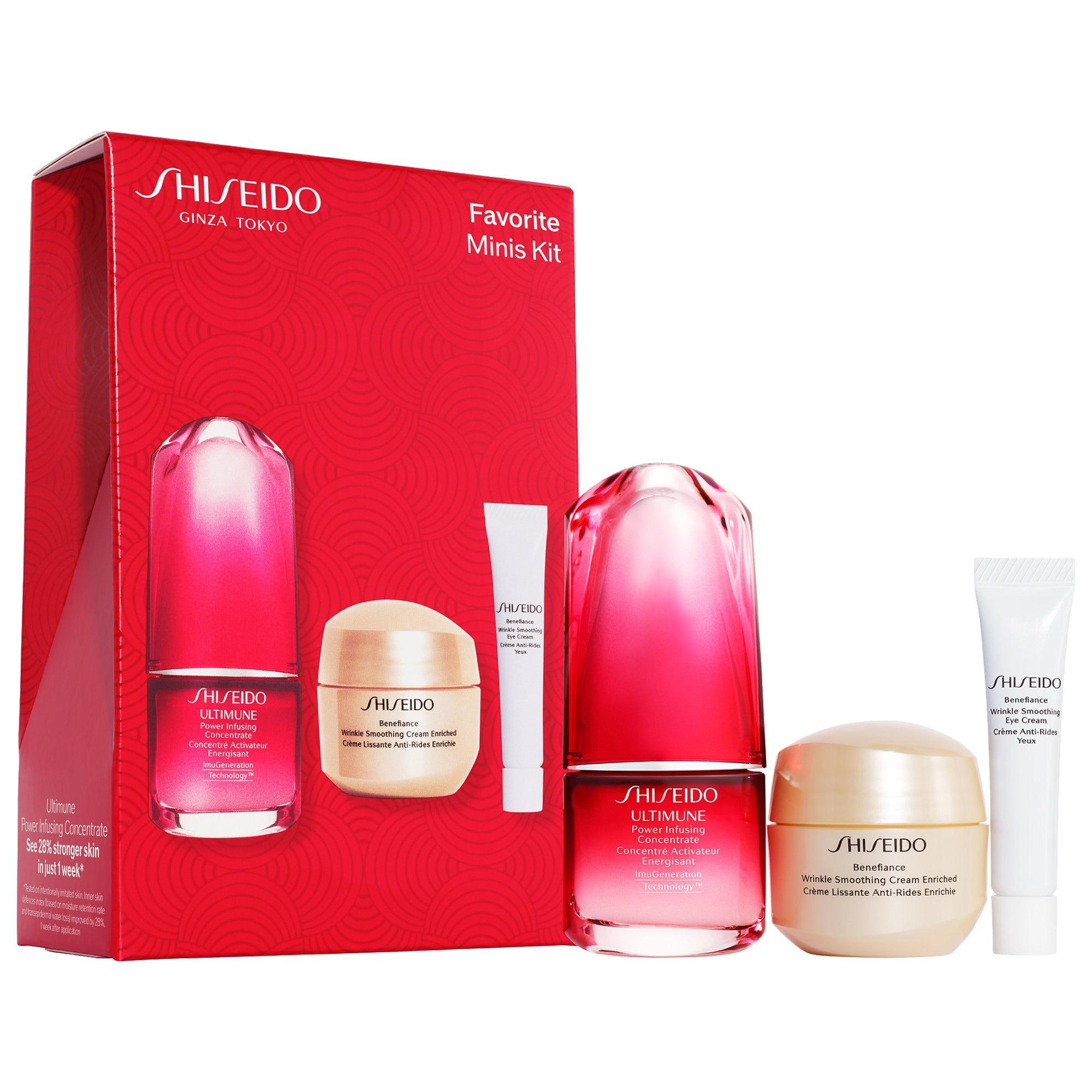 ihocon: Shiseido Ultimune Ritual Mini Set