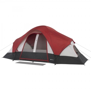 ihocon: Ozark Trail 8-Person Family Tent with Rear Window 8人帳