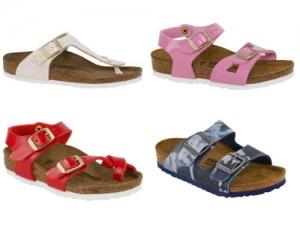 ihocon: Birkenstock Kids' Shoes勃肯童鞋