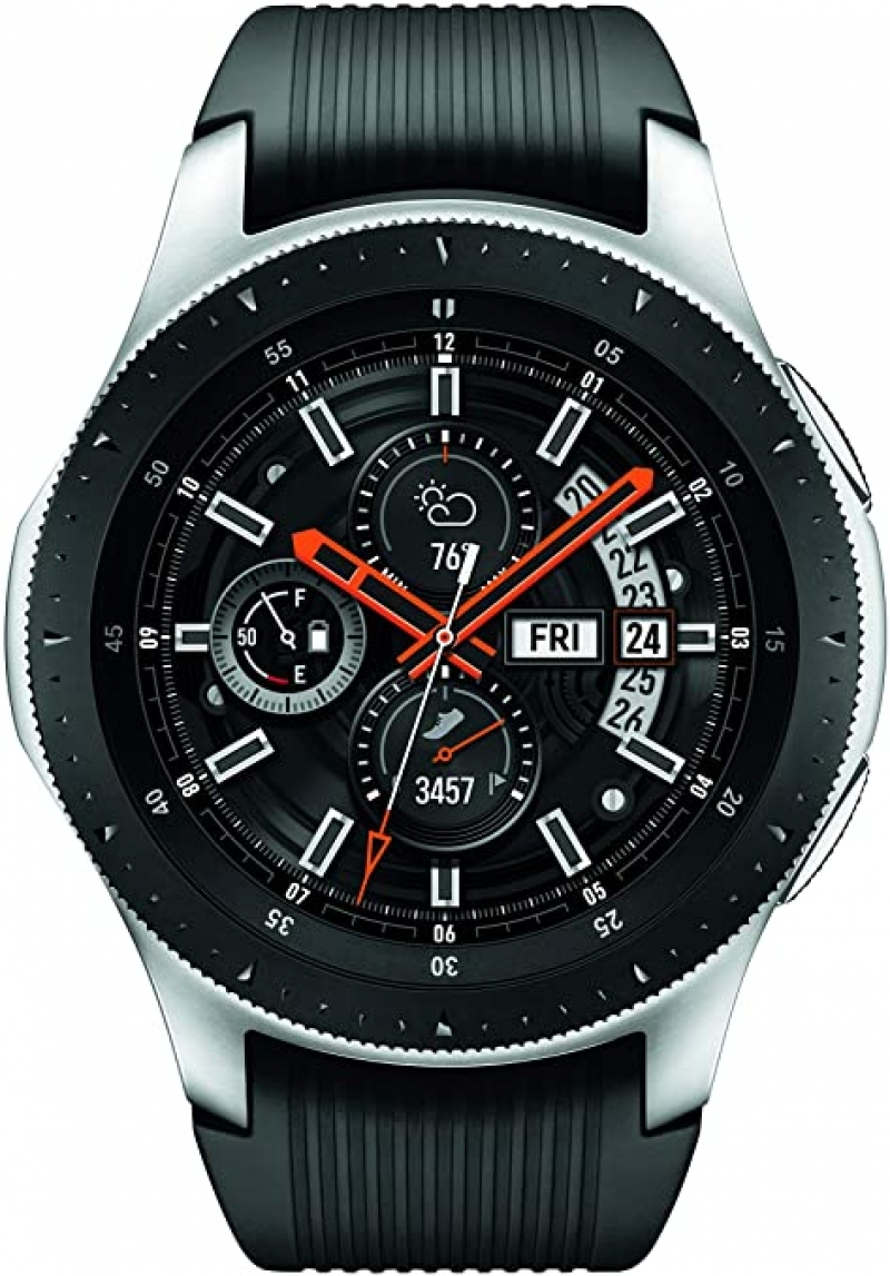 ihocon: Samsung Galaxy Watch (46mm, GPS, Bluetooth) US Version智能錶