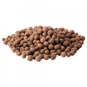 ihocon: Hydro Crunch Expanded Clay Growing Media Hydroponic 50 Liter 8 mm Aggregate Pebbles Pellets  發包煉石
