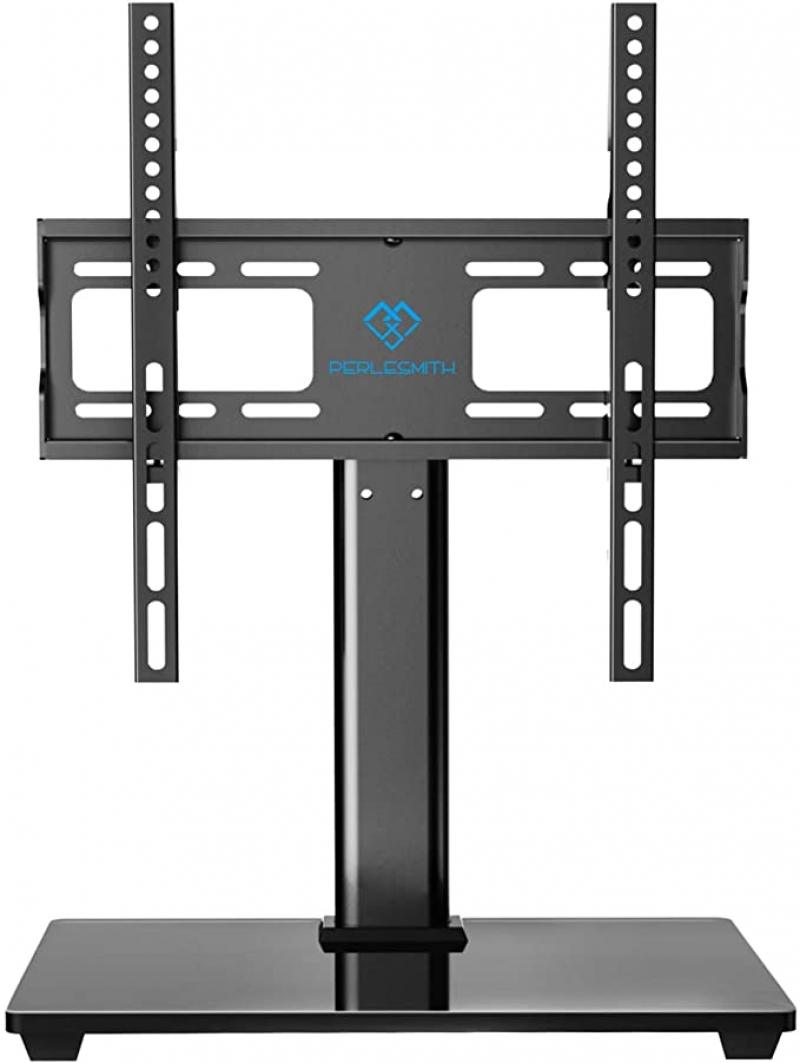 ihocon: PERLESMITH Swivel Universal TV Stand / Base for 32-55 inch LCD LED TVs 旋轉式電視架/底座