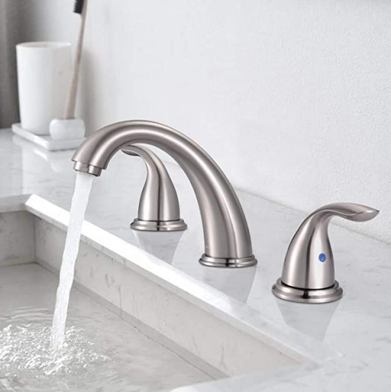 ihocon: Dalmo Widespread 2-Handle Lavatory Faucet 洗手台水龍頭