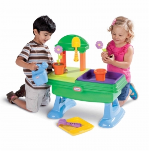 Little Tikes Garden Bench Play Set  $36.99(原價$39.99)