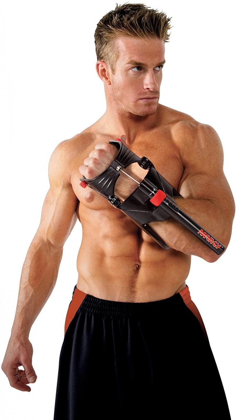 ihocon: Marcy Wrist and Forearm Developer/Strengthener Home Gym Gear 手腕和前臂運動健身器