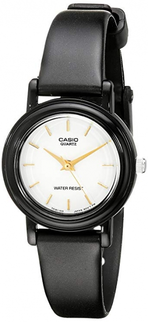 ihocon: Casio Women's LQ139E-7A Classic Round Analog Watch 卡西歐女錶