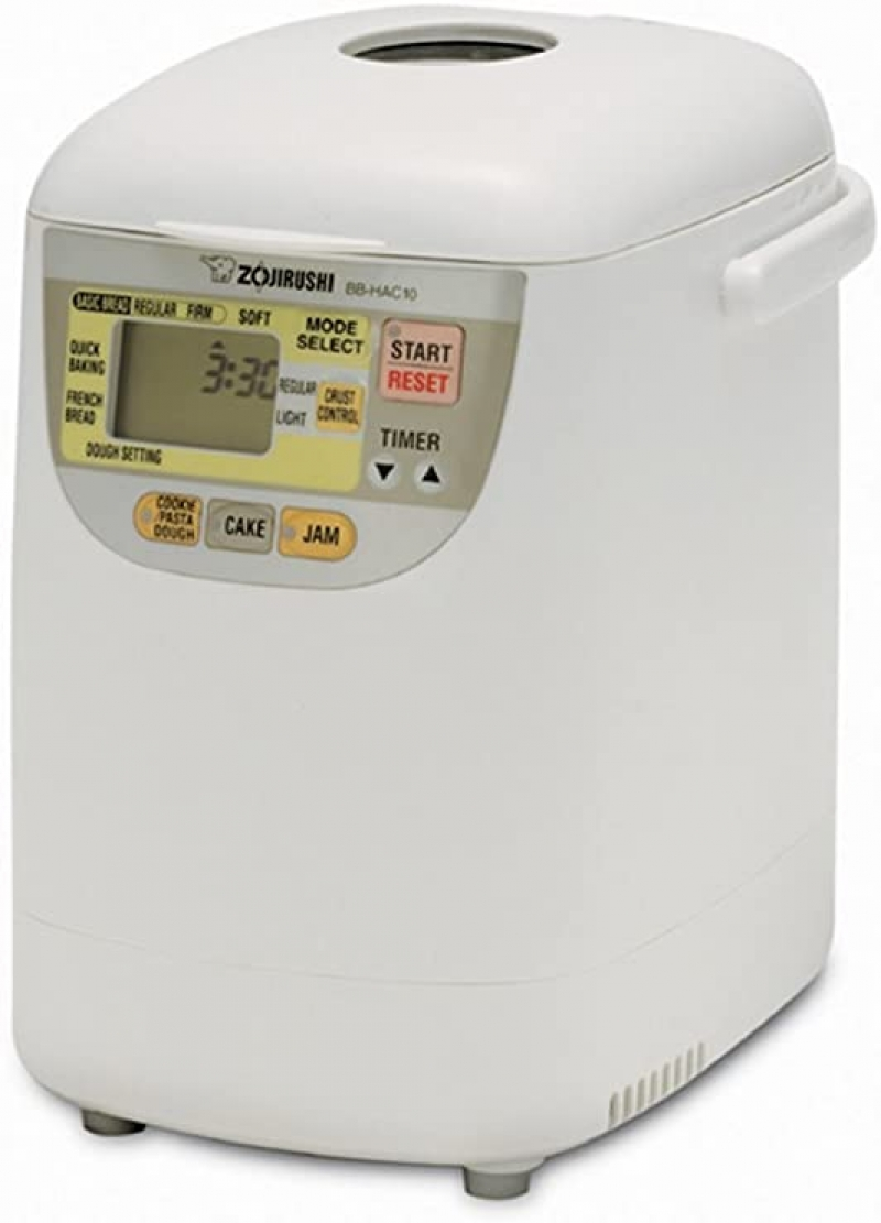 ihocon: Zojirushi BB-HAC10 Home Bakery 1-Pound-Loaf Programmable Mini Breadmaker 象印 麵包機