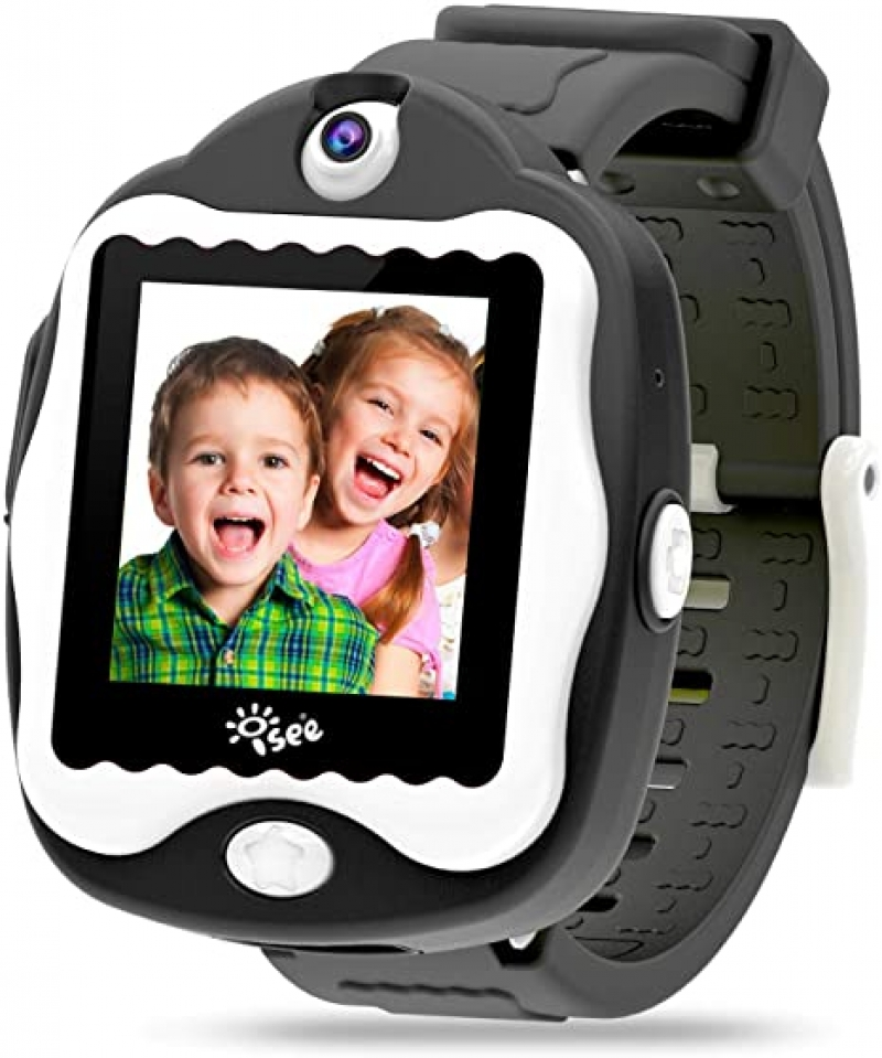 ihocon: I-See Kids' Smart Watch with Built-in Selfie-Camera Video 兒童智能錶-多色可選
