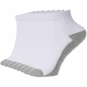 ihocon: Alpine Swiss Mens 8 Pack Ankle Socks 男襪