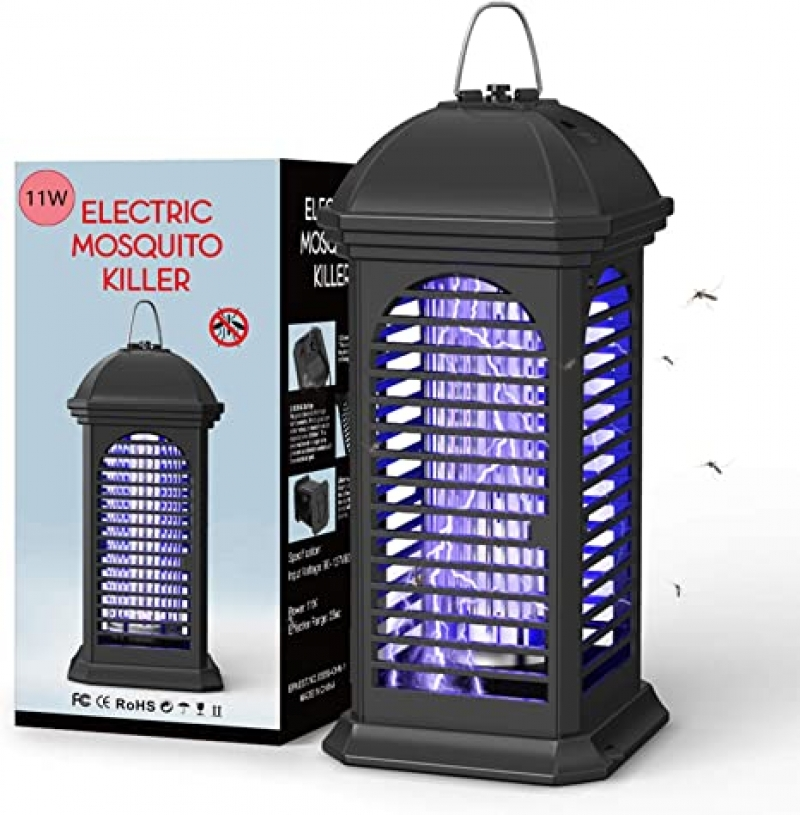 ihocon: Bug Zapper-11W Powerful Insect Killer 滅蚊燈