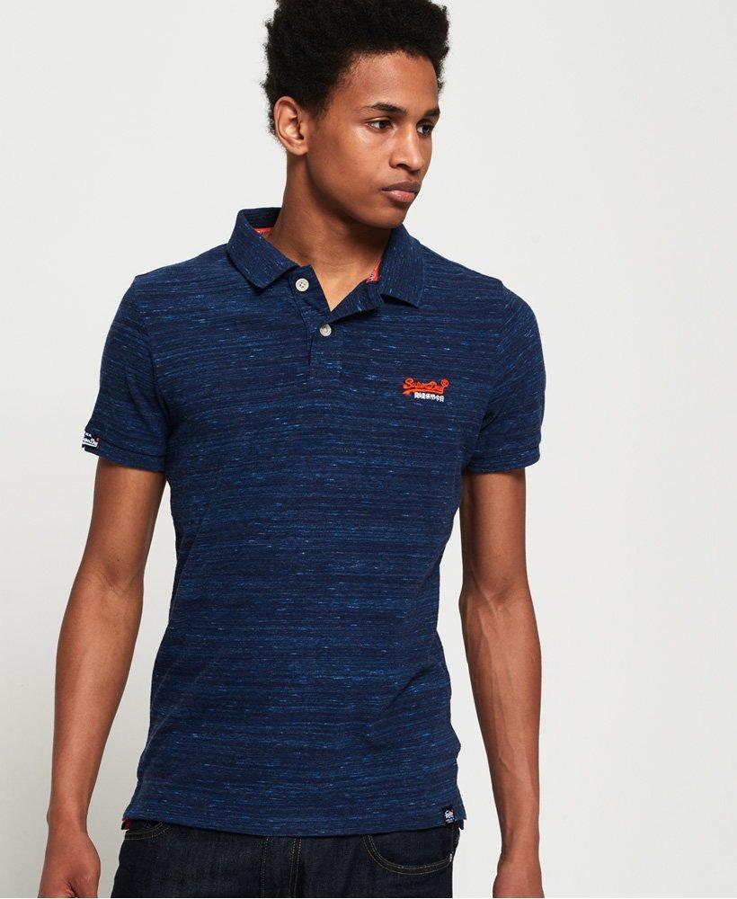 ihocon: Superdry Orange Label Jersey Polo Shirt 男士短袖
