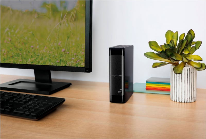ihocon: WD - easystore 14TB External USB 3.0 Hard Drive 外置硬碟