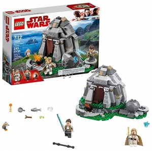 ihocon: LEGO Star Wars: The Last Jedi Ahch-To Island Training 75200 (241 Piece)