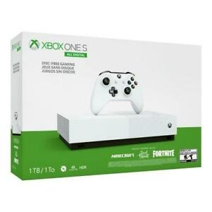 ihocon: Xbox One S 1TB All-Digital Edition Console with 3 Games