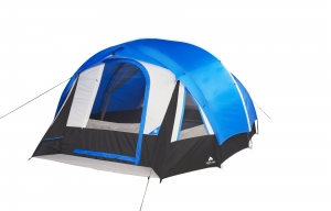 ihocon: Ozark Trail 10-Person Freestanding Tunnel Tent with Multi-Position Fly 10人帳