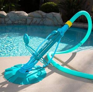 ihocon: XtremepowerUS Automatic Suction Vacuum-generic Climb Wall Pool Cleaner 泳池吸塵器