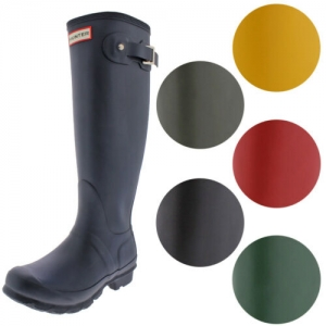 ihocon: Details about   Hunter Women's Original Tall Rain Boots 獵人女式高筒雨靴的詳細信息