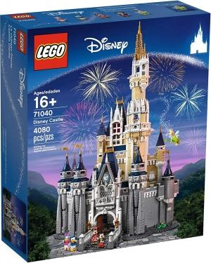 ihocon: 樂高迪士尼樂園 LEGO Disney Castle Playset (Limited Release)限量發行