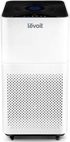 ihocon:  Levoit LV-H135 463 Sq. Ft True HEPA Filter Air Purifier (White)空氣清淨機/空氣淨化器