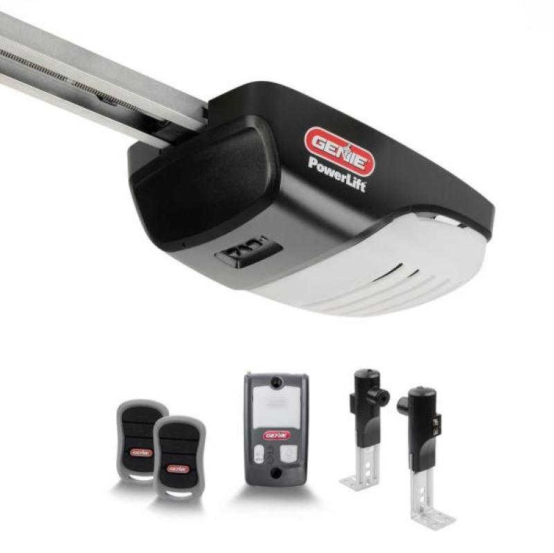 ihocon: Genie PowerLift 1/2 HP Screw Drive Garage Door Opener 車庫門開啟器