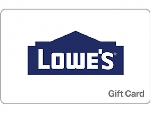 ihocon: Lowe's $100 Gift Card - Digital Delivery
