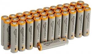 ihocon: AmazonBasics AAA 1.5 Volt Performance Alkaline Batteries - Pack of 36