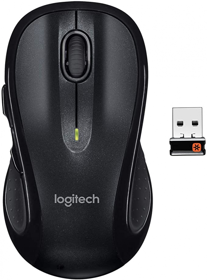 ihocon: Logitech M510 Wireless Computer Mouse 無線滑鼠