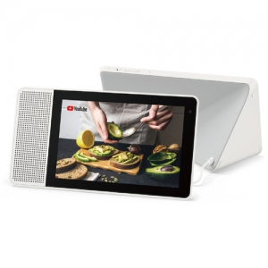 ihocon: Lenovo 8吋 Smart Display (White and Soft-Touch Gray) 智能顯示器