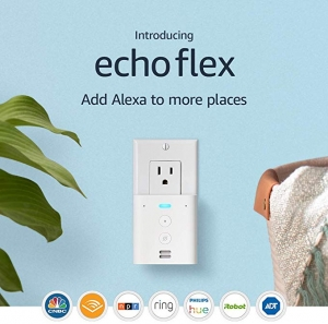 ihocon: Introducing Echo Flex - Plug-in mini smart speaker with Alexa 智能揚聲器