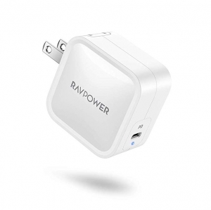 ihocon: RAVPower Type C Fast Wall Charger 充電器