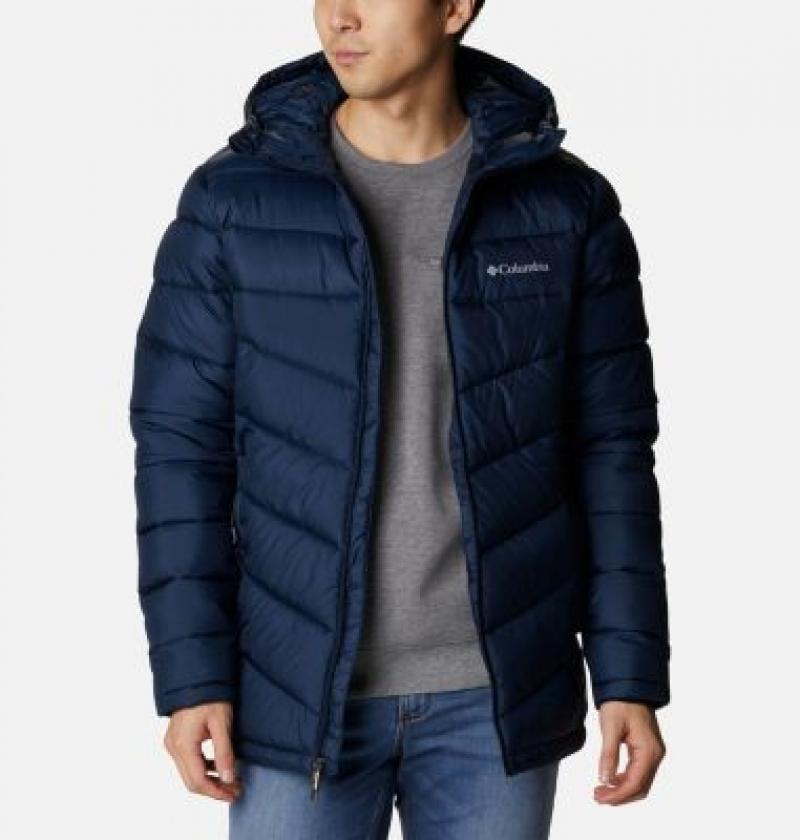 ihocon: Columbia Men's Omni-Heat Youngberg Insulated Jacket 男士連帽夾克