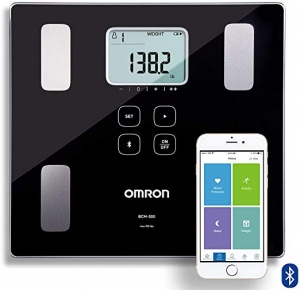 ihocon: Omron Body Composition Monitor and Scale with Bluetooth Connectivity 歐姆龍智能體脂體重計