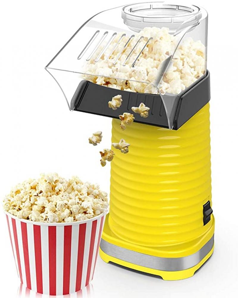 ihocon: BIMONK Hot Air Popcorn Maker 爆米花機