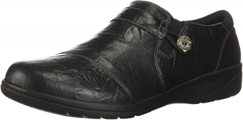 ihocon: Clarks Women's Cheyn Crystal Loafer 女鞋