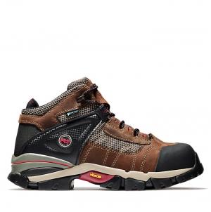 Timberland PRO 男士防水工作靴 $89.99(原價$160)