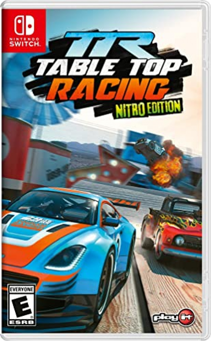 ihocon: Nintendo Switch遊戲- Table Top Racing Nitro Edition