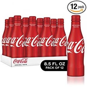 Coca-Cola 可口可樂 12瓶 $13.49免運(原價$20.76)