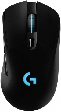 ihocon: Logitech G703 Lightspeed Wireless Gaming Mouse with Hero Sensor