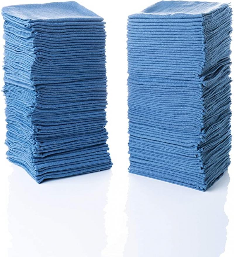ihocon: Simpli-Magic 79184 Shop Towels 14x12, 50 Pack 抹布