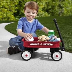Radio Flyer 玩具 Wagon $9.97(原價$14.99)