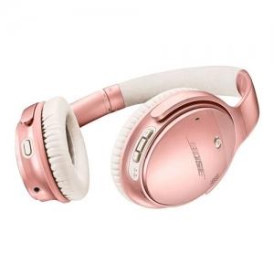ihocon: Bose QuietComfort 35 II Wireless Noise Cancelling Headphones, Rose Gold 無線降噪耳機