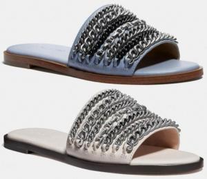 ihocon: Coach hayden flat sandal 女鞋