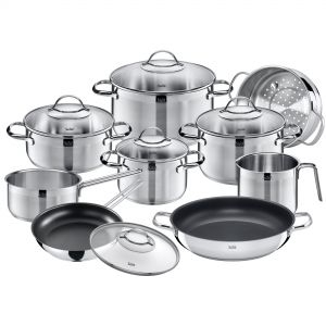 ihocon: WMF Achat 14-pc Cookware Set 鍋組