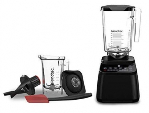 ihocon: Blendtec Designer 650 Wildside+Jar and Twister Jar Bundle 食物調理機,包含Wildside+Jar及Twister Jar