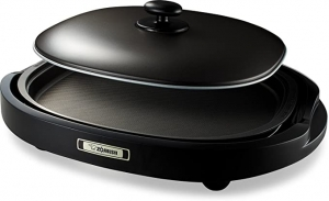 ihocon: Zojirushi Gourmet Sizzler Electric Griddle 含蓋電烤盤