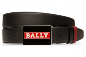 ihocon: BALLY Ranger Reversible Leather Belt 雙面皮帶