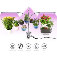 ihocon: Belle 27W Grow Light, 54 LED 5 Dimmable Levels, 3 6 12H Timer, 3 Switch Modes植物生長燈