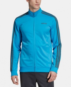 ihocon: adidas Men's Essentials 3-Stripe Track Jacket 男士必備3條紋運夾克