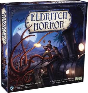 ihocon: 桌遊 - Eldritch Horror Strategy Board Game