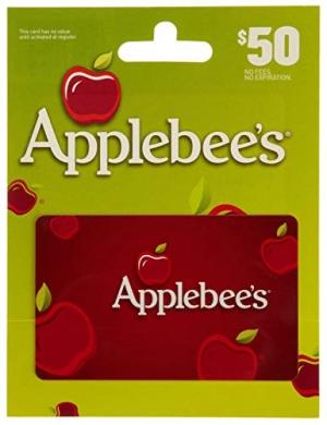ihocon: $50 Applebee's Gift Card只賣$40